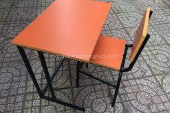 Bàn ghế học sinh chân sắt